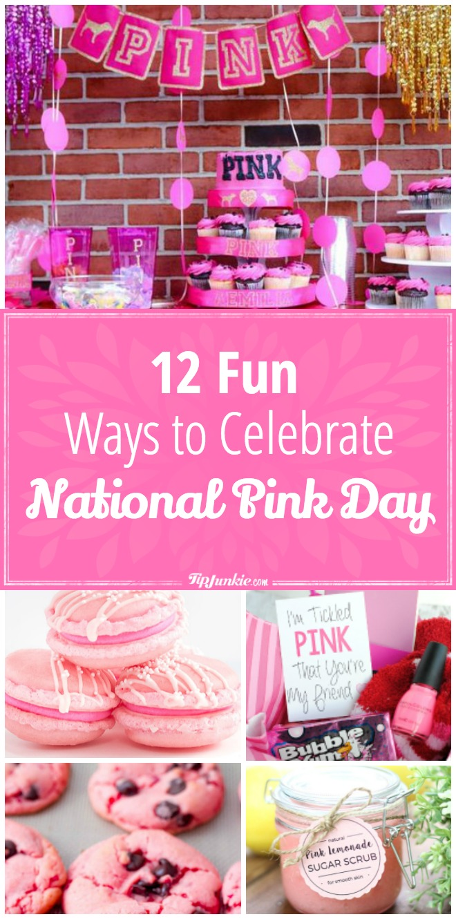 12 Fun Ways to Celebrate National Pink Day