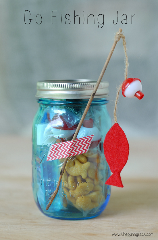 Go Fishing Jar