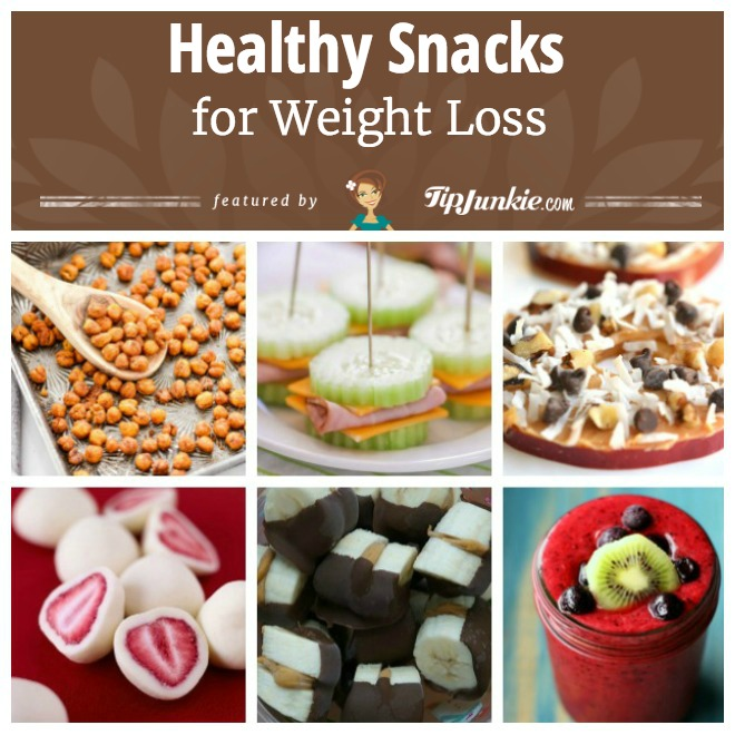 18 easy healthy snacks recipes tip junkie for How to make homemade healthy snacks