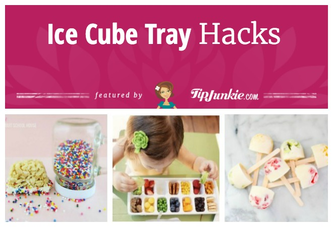 Ice Cube Tray Hacks