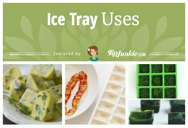 Ice Tray Uses