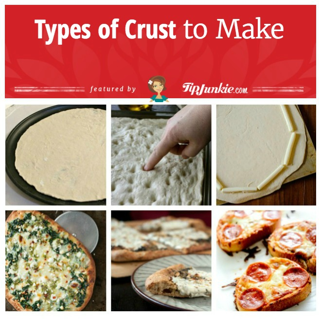 Types of Crust to Make