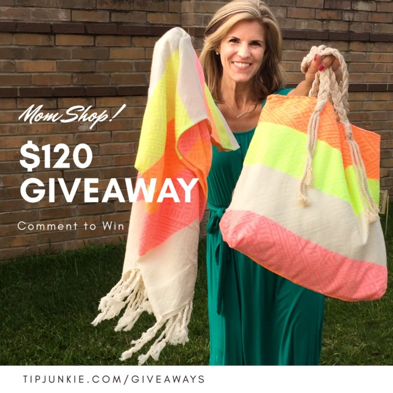 $120 Giveaway by Soft Line Design on Tip Junkie