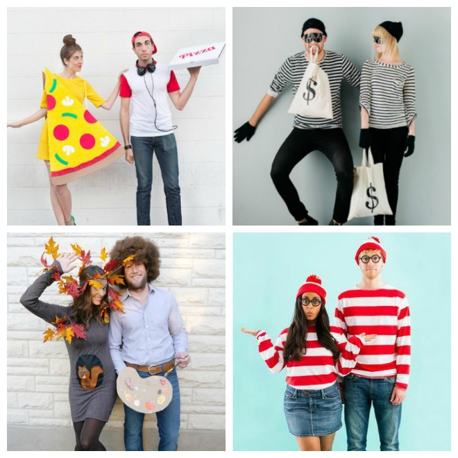 14 Creative Couples Costumes