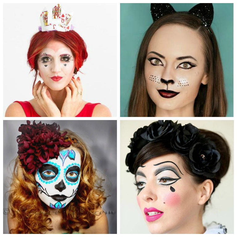 15 Halloween Face Painting Ideas