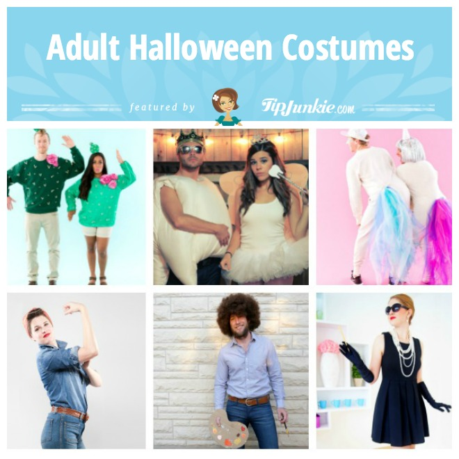 19 Easy Adult Halloween Costume Patterns Tip Junkie