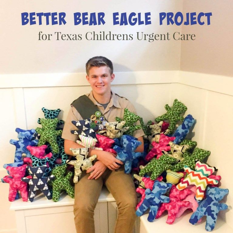 Better Bear Eagle Scout Project Tip Junkie