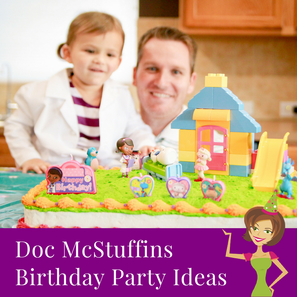 Doc McStuffinsBirthday Party Ideas on Tip Junkie