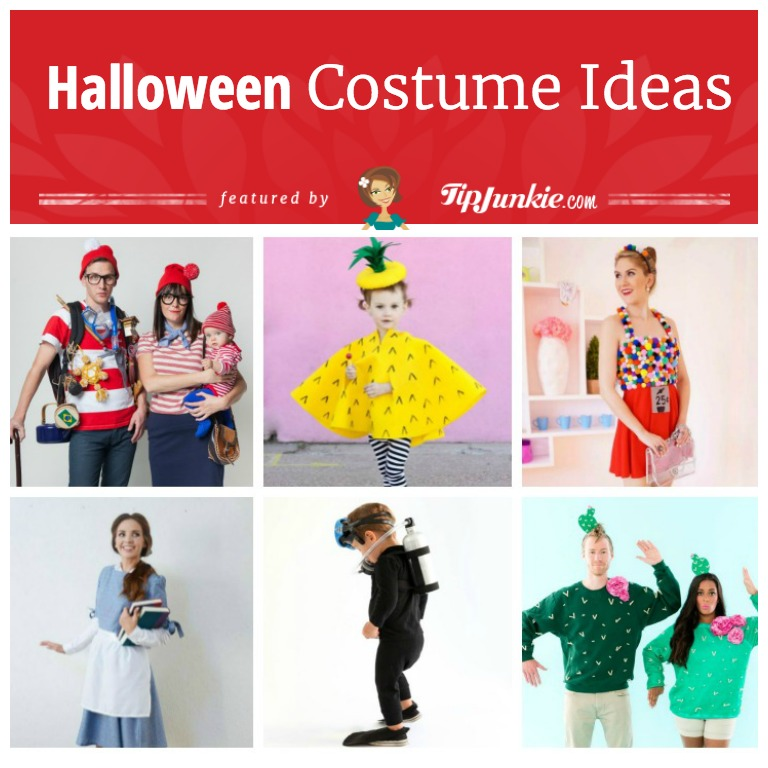 50 Homemade Halloween Costume Ideas Free Patterns Tip