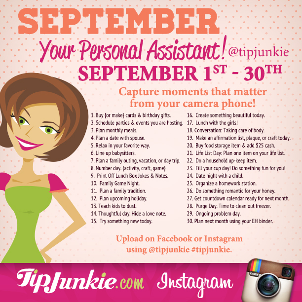September_Personal_Assistant_Instagram 2014