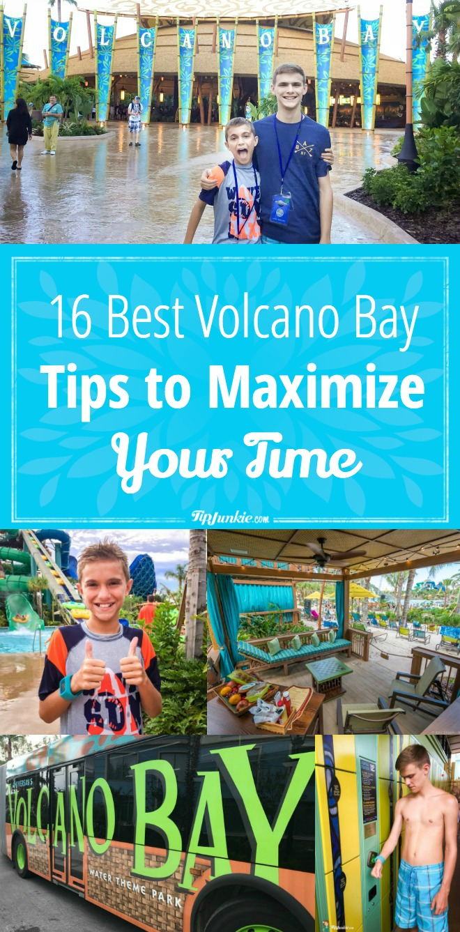 16 Best Volcano Bay Tips to Maximize Your Time