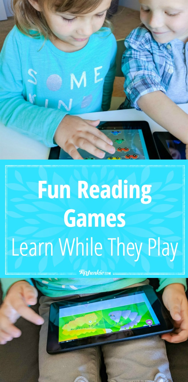 Fun Reading Games Learn While They Play [exclusive offer]