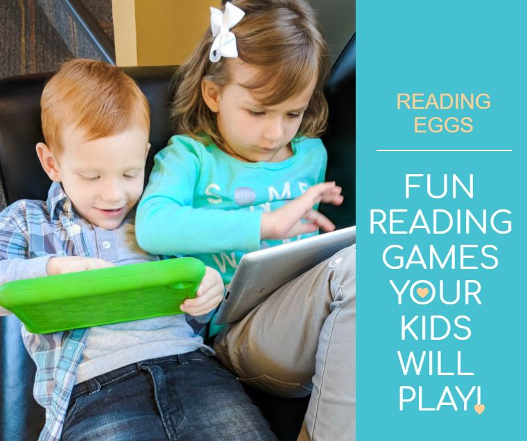 Reading Eggs Fun Reading Games Your Kids Will Play
