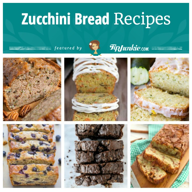 Zucchini Bread Recipes