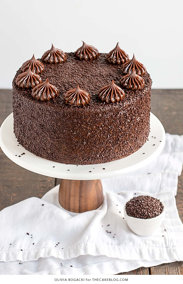 Chocolate Truffle Cake Recipe Step By Step