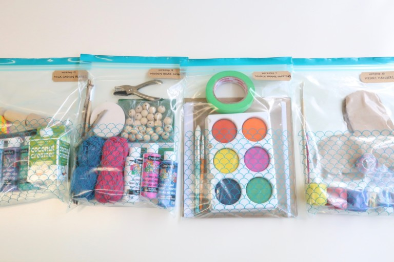 20 Diy Craft Kits For Kids Gift Ideas Tip Junkie
