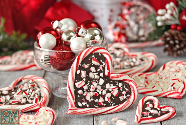 Easy christmas candy gift ideas