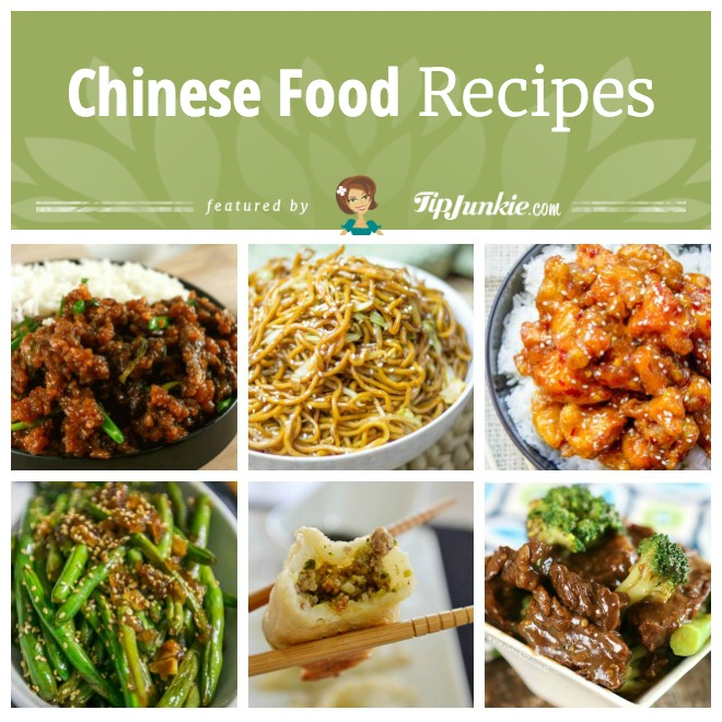 11 Easy Chinese Food Recipes