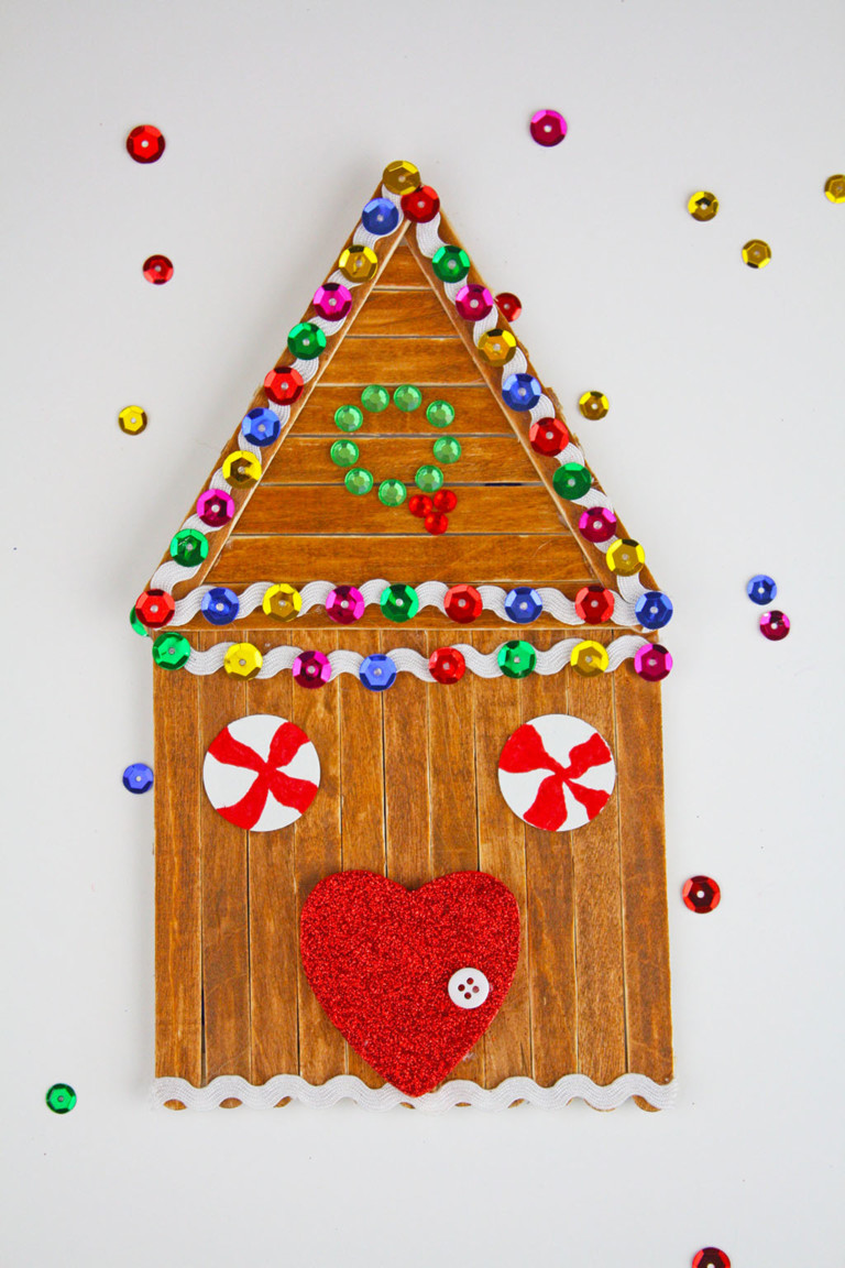 11 Popsicle Stick Crafts For Christmas Tip Junkie