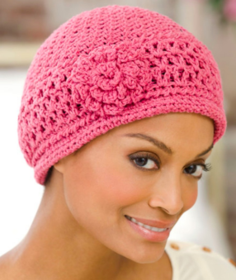 10 Easy Chemo Hat Patterns Free Tip Junkie