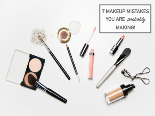 Makeup Mistakes You are Probably Making