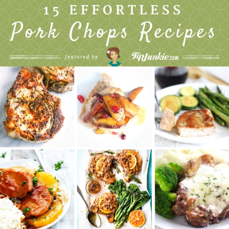 Pork Chops Recipes