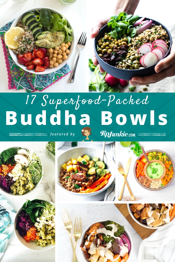 17 Superfood-Packed Buddha Bowls