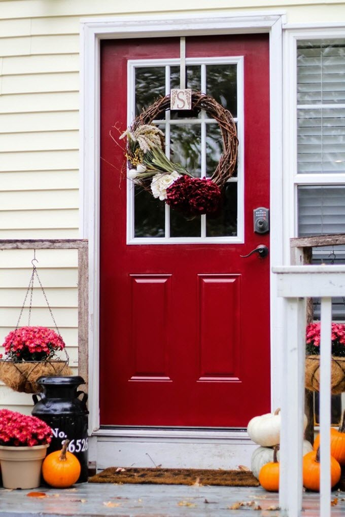 13 Frugal Front Door Painting Ideas Tip Junkie