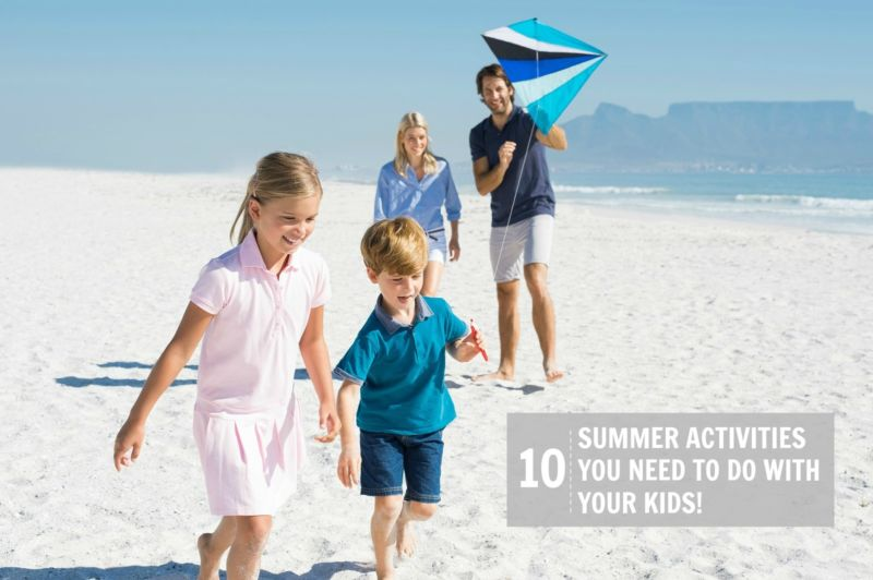 10 Summer Activities You Need To Do With Your Kids