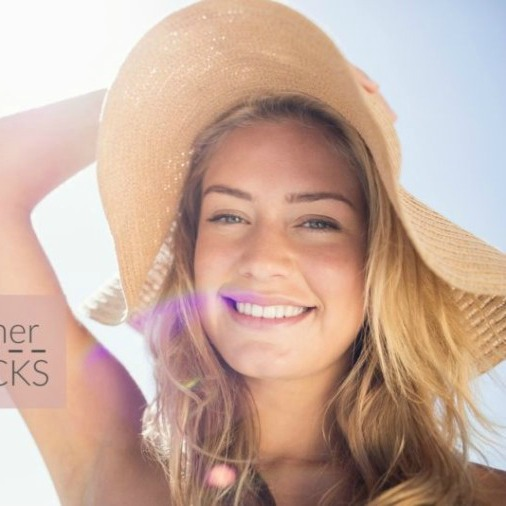 8-Best-Summer-Beauty-Hacks-Tip Junkie-square