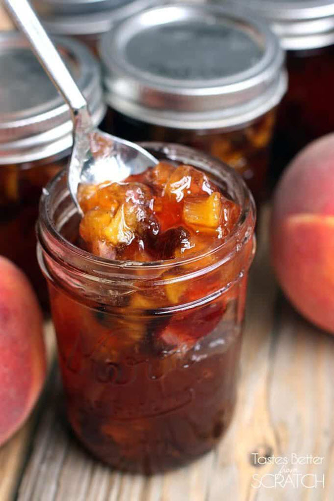 Peach Chutney Canning Recipe