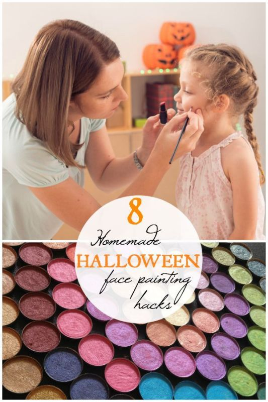 face painting hacks