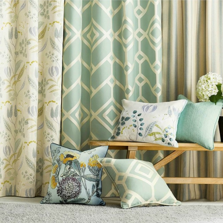Creative Curtains and Drapes square