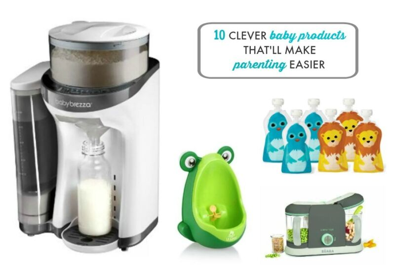 10 clever babay products thatll make parenting easier