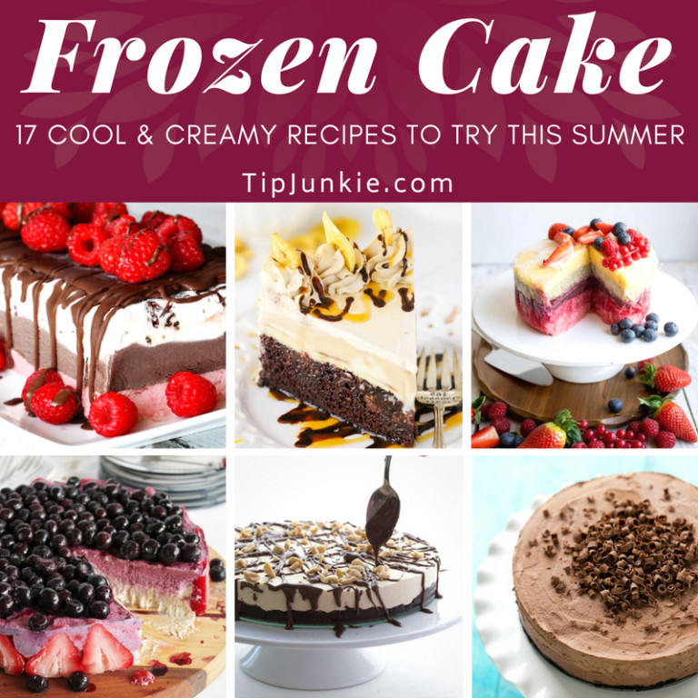 17 Frozen Dessert Recipes