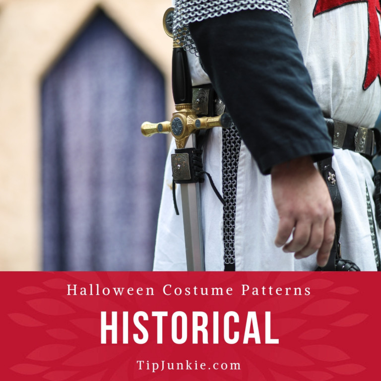 Historical Costume Patterns for Men