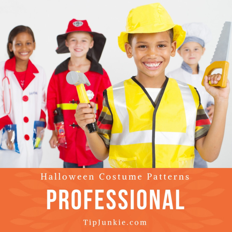 Professional Halloween Costumes for Boys