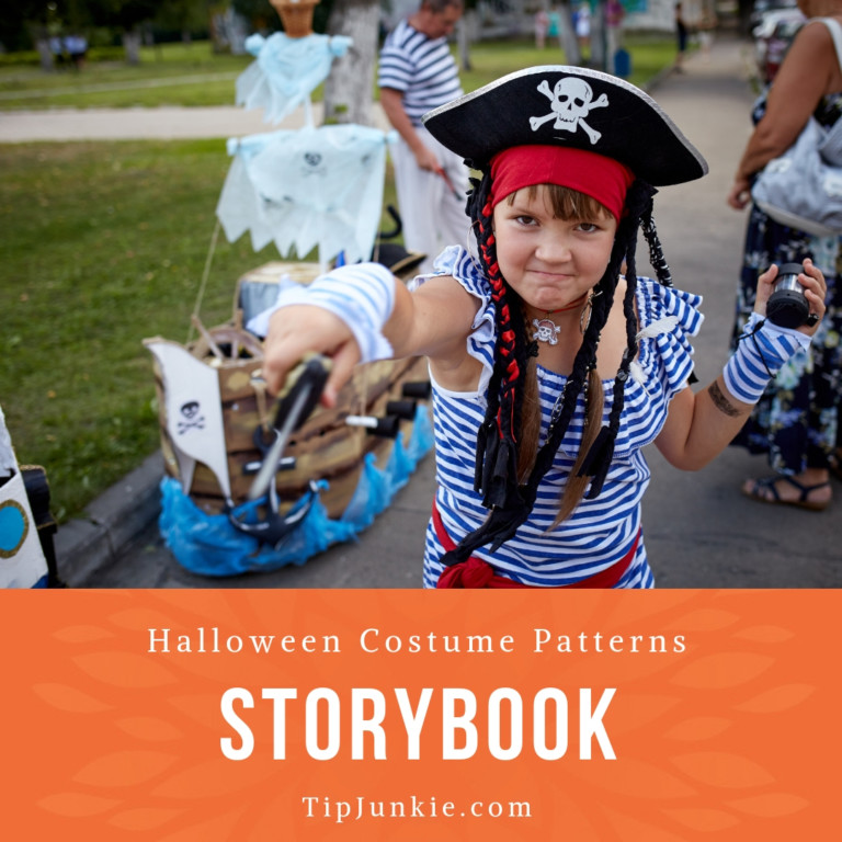 Storybook and Fairy Tale Halloween Costume Ideas