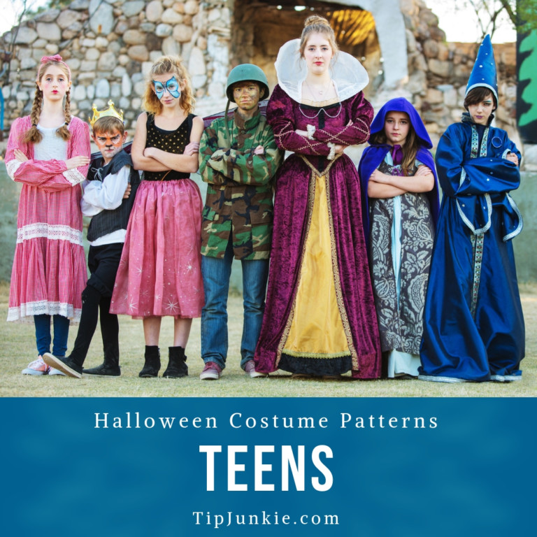 Teen Halloween Costumes