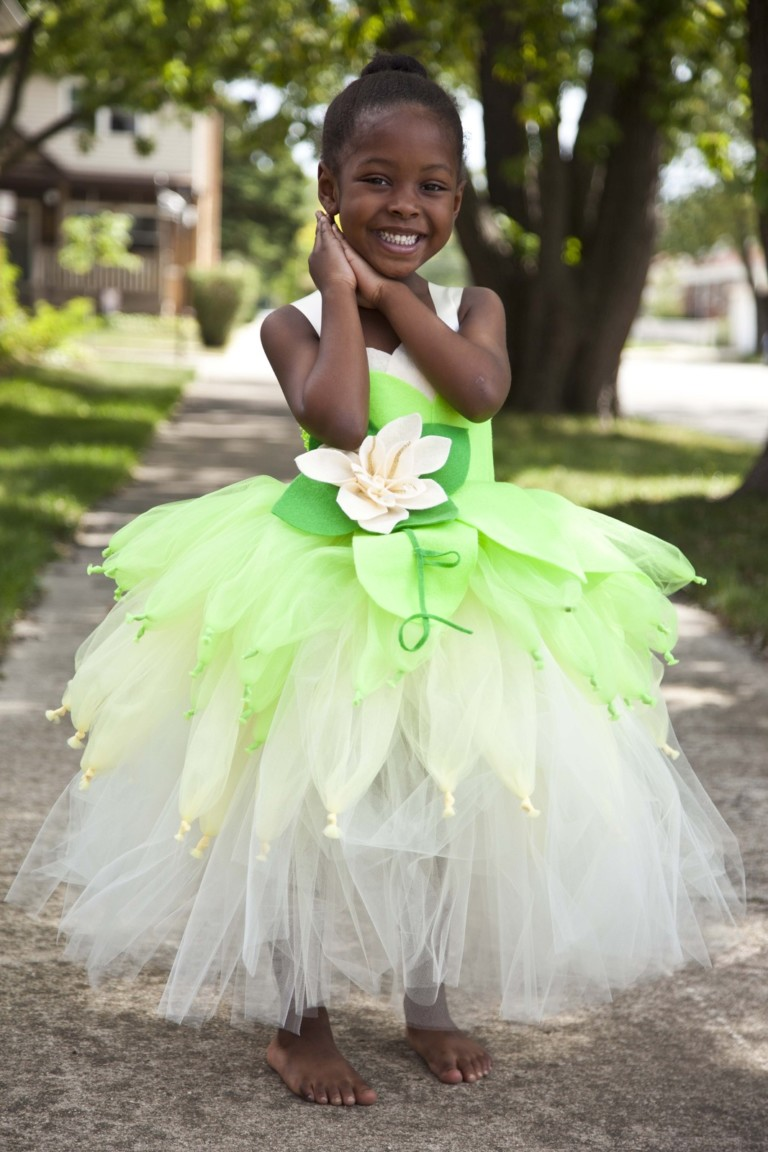 Tiana Disney Princess Costume