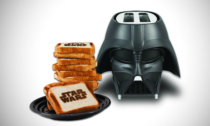 Toaster Star Wars Gifts