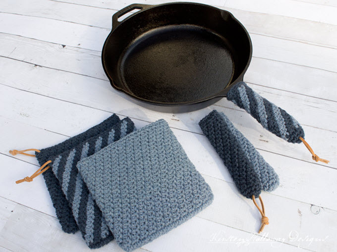 17 Hot Pad Patterns To Crochet And Sew Tip Junkie