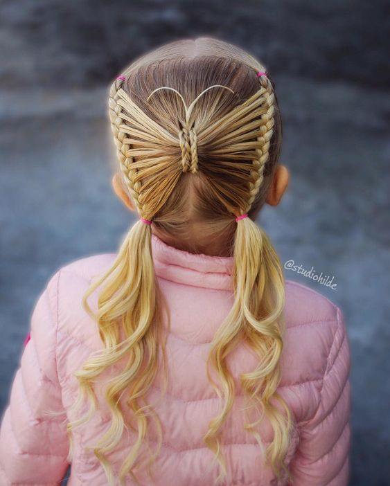 11 Crazy Hair Day Tutorials For Girls Hot Or Not Tip