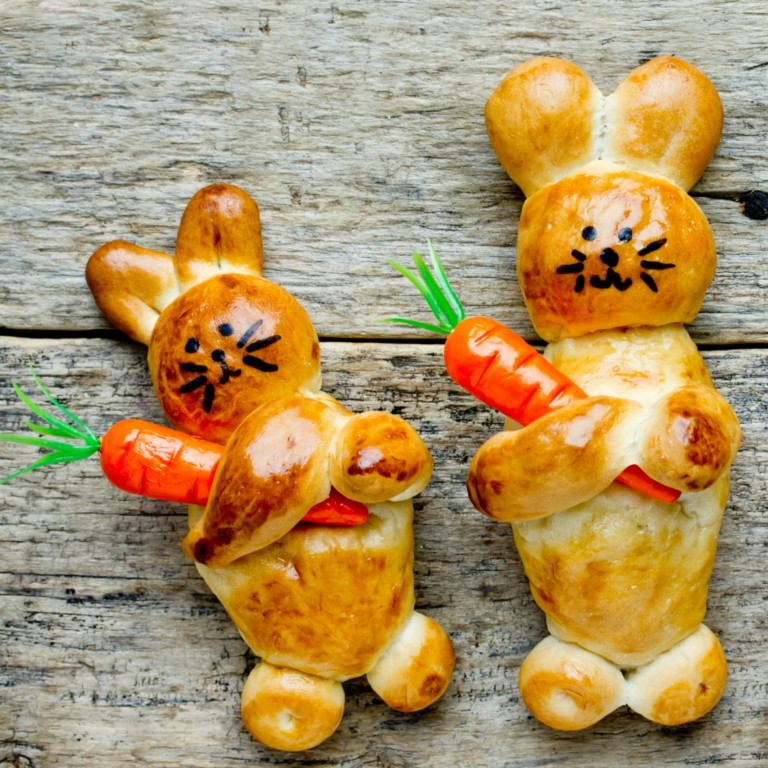 Bunny Easter Bread
