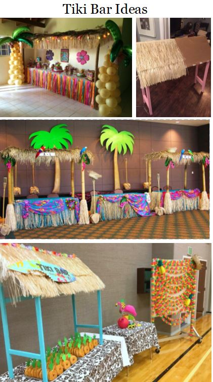 Tiki Bar Ideas to DIY