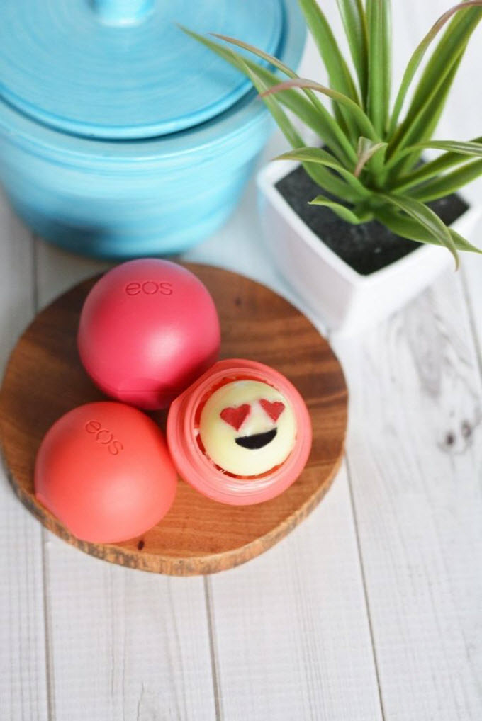 DIY Emoji Lip Balm