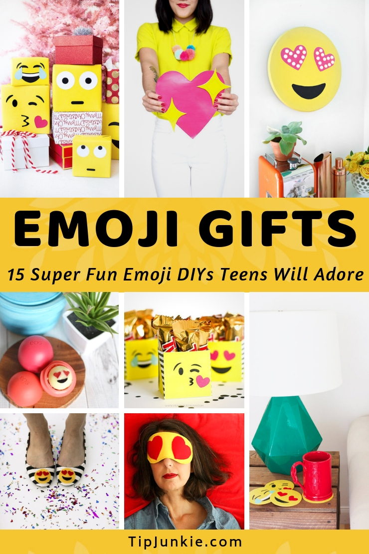 Fun Emoji Gifts