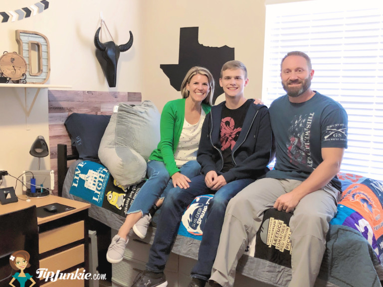 BYU Idaho Centre Square Dorm Room Decorating Ideas_TipJunkie