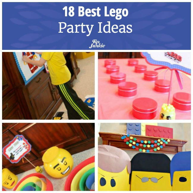 18 best lego party ideas