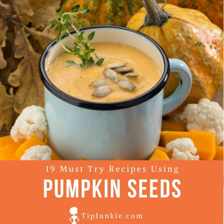 recipes using pumpkin seeds